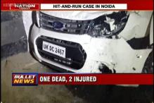 Noida: 1 dead, 2 injured in hit and run incident; locals allege drunk women driving the car are culprits