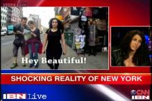 NY street harassment video: Actress says even being trained in martial arts doesn't help a woman