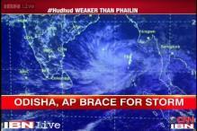 Cyclone Hudhud: Preparations on war footing in Andhra Pradesh, Odisha