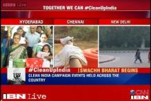 Clean Up India: Campaign not just about cleanliness, also about health, says Harsh Vardhan