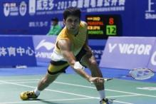 Badminton: Parupalli Kashyap upsets world No 4; easy win for Saina in French Open