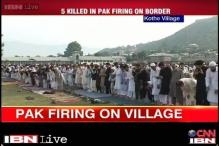 Pak ceasefire violation: Jammu's Arnia town in mourning