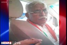 IBNLive exclusive: BJP Karnal candidate on his party's chances in Haryana polls