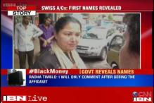 I will only comment after seeing the affidavit, says Radha Timblo