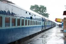 Andhra Pradesh: Cyclone Hudhud damages railway tracks; train services hampered