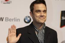 It's a boy for singer Robbie Williams