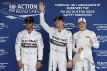 Nico Rosberg drives Mercedes to pole at Japanese Grand Prix