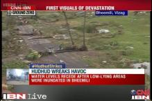 Cyclone Hudhud leaves devastated villages in Odisha