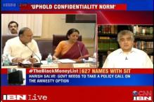 Black money: Violation of confidentiality norm in treaties will mean trouble for India, says Harish Salve