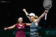 Sania Mirza-Cara Black record nervy win, enter WTA year-end finals