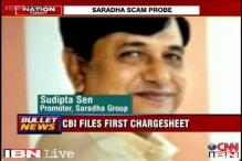 Saradha scam: CBI files first chargesheet against Sudipta Sen, Debjani Mukherjee and Kunal Ghosh
