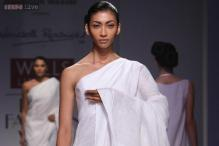 WIFW: Wendell Rodricks dedicates his  'Yoga Calm' collection to Rekha