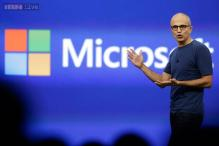 Microsoft rides the cloud, reports higher than expected revenue