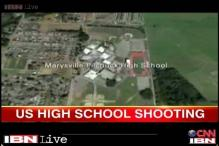 US: Two killed in state school shooting