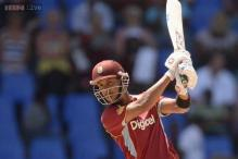 West Indies replace batsman Lendl Simmons with spinner Nikita Miller