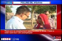 Haryana polls: Women in Sirsa demand female empowerment, law and order