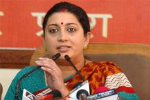 HRD Minister Smriti Irani meets RSS leaders to discuss education reforms