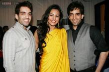 Sonakshi Sinha to make movies with brothers Luv and Kussh