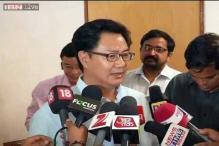 Kiren Rijiju against big power projects, favours 300-500 MW projects