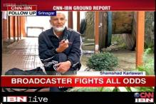 J&K floods: How a man with a microphone and phone connected thousands