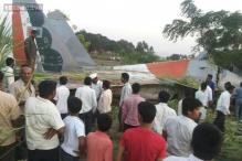IAF fighter jet Su-30MKI crashes near Pune