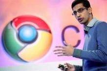 CEO Larry Page puts Sundar Pichai in charge of Google's major products, services