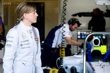 Williams F1 test driver Susie Wolff to compete in Race of Champions