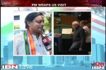 Manmohan came back from US with the nuclear deal, Modi yet to show results: Tharoor