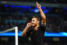 Champions League: Totti breaks record, earns Roma 1-1 draw with Manchester City