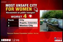 Delhi ranks fourth in harassment on public transport: Survey