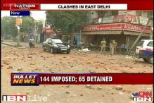 Delhi: 19 injured in communal clashes in Trilokpuri