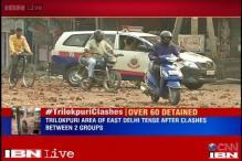 Delhi: Uneasy calm in Trilokpuri after communal clash