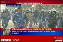 Trilokpuri communal clash: 14 arrested for spreading rumours
