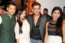Photos: TV celebrities at Sachiin Joshi's Diwali bash