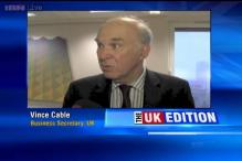 UK's Vince Cable's visit to India focuses on business