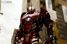 'Avengers: Age of Ultron' trailer: James Spader is a terrifying Ultron; Robert Downey Jr's Iron Man debuts the 'Hulkbuster Suit'