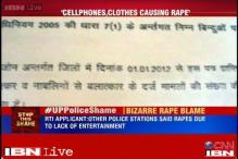 UP Police blames mobile phones, indecent dressing, vulgar advertisements for rise in rape cases