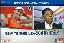 CTL will help tennis at grassroot level, says Vijay Amritraj