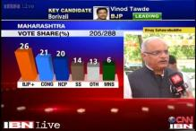 Maharashtra elections: We consider Shiv Sena as one of our former friends, says Vinay Sahasrabuddhe