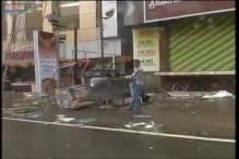 Cyclone Hudhud: Storm hits train movement in Andhra, Odisha