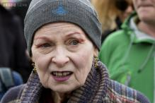 Fashion designer Vivienne Westwood accused of plagiarism