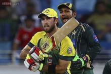 2nd ODI: Maxwell guides Australia to series win against Pakistan