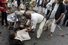 At least 42 killed in suicide bombing in Yemeni capital