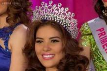 Honduras beauty queen Maria Jose Alvarado goes missing