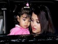 Happy birthday Aaradhya Bachchan: Her evolution from a cute baby to a three-year-old fashionista