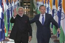 India, Australia ink five pacts after bilateral talks between Modi, Abbott