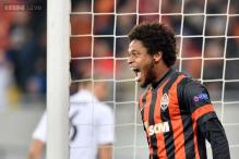 Luiz Adriano eyes Champions League record