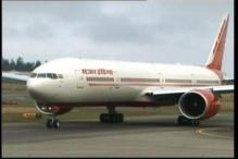 Air India plane's tyre gets deflated after landing at Jodhpur