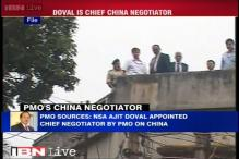 PMO sources: National Security Advisor Ajit Doval is the new Chief Negotiator on China