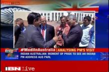 Watch: Indian Australians speak about Modi's address in Parliament